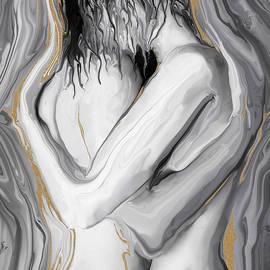 Embrace me No2 by Jirka Svetlik