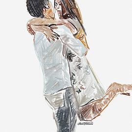 Embrace by Omid Gohardani