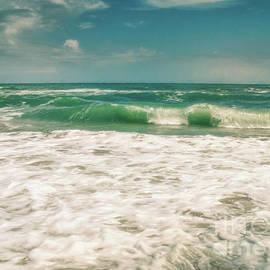Emerald Seas by Kelley Freel-Ebner
