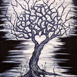 Empathy Love Tree- no foliage by Aaron Bombalicki