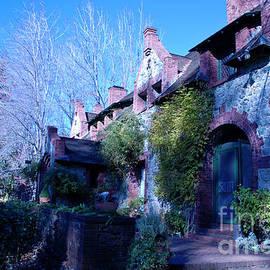 Empire Mine Mansion by Julieanne Case