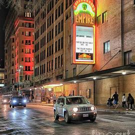 Empire Theater San Antonio by Norman Gabitzsch
