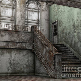 Emptiness by Jutta Maria Pusl