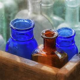 Empty Bottles Of Old 2 by John Rogers