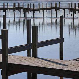 Empty Docks by Jeff Roney