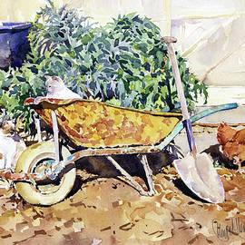 En Mi Finca by Margaret Merry