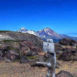 End of Trail by Dana Hardy