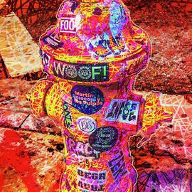 Entity in Wynwood by Pop Art World