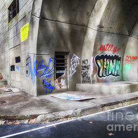 Entrance to the Abandoned by Steven Digman