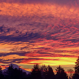 Epic Sunrise by Angie Vogel
