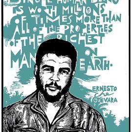 Ernesto Che Guevara by Ricardo Levins Morales