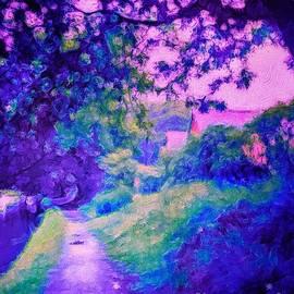 Escape into Fantasy  by Alicia Hollinger