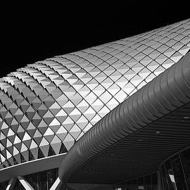 Esplanade Theatres on the Bay Singapore by Justin Lee