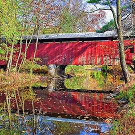 Esther Furnace Bridge by Marcia Colelli
