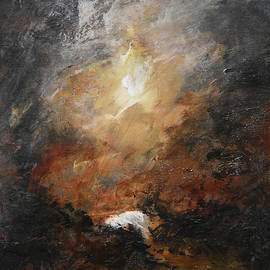 Eternal Abstract Landscape by Jai Johnson