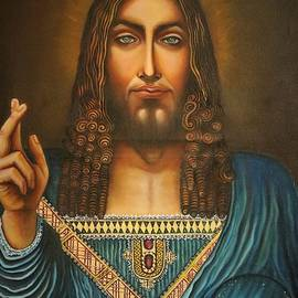 Eternal blessing of Jesus