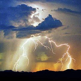 Evening Storm Vista by Douglas Taylor