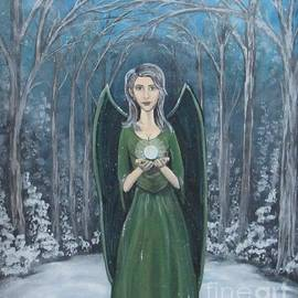 Evergreen Faerie by Dream In Color