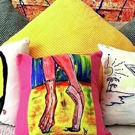 Pillow Talk by Debora Lewis
