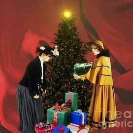 Exchanging Gifts by Belinda Threeths