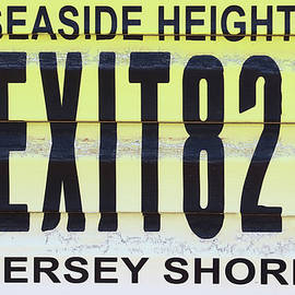 Exit 82 - Seaside Heights by Allen Beatty