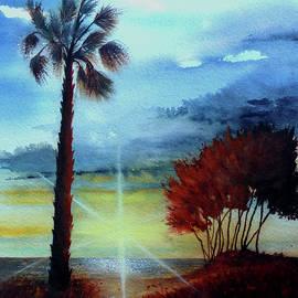 Expectations, Laguna Beach by Janice Sobien