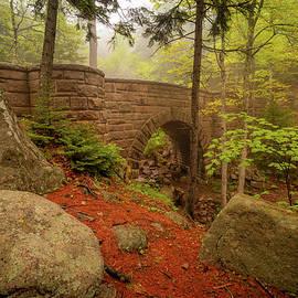 Exploring Acadia's Carriage Bridges by Jeff Folger