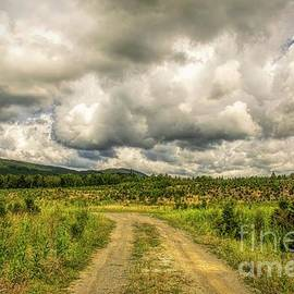 Exploring the Back Roads Near Brownville Junction by Jan Mulherin