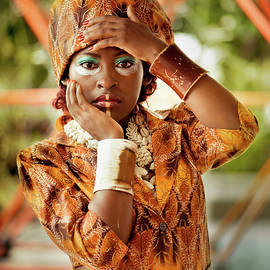 Extraordinary African Women by Pavel Khon