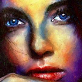 Eye for beauty by James Shepherd