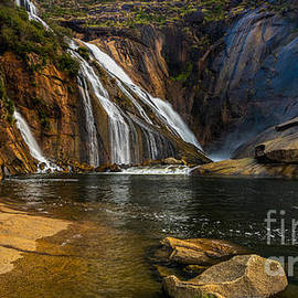 Ezaro Falls by DiFigiano Photography