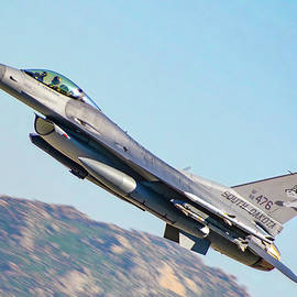 F-16 Scramble 2 by Tommy Anderson