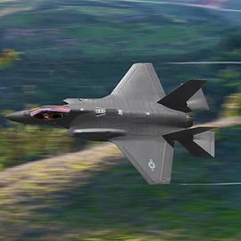 F-35 Lightning II Joint Stike Fighter by Erik Simonsen