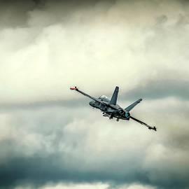 F/A18 Hornet by Michael Chapman