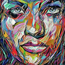 Face 8a by Stefano Menicagli