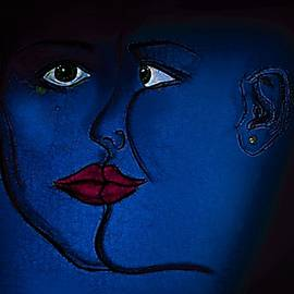 Faces The Blues by Joan Stratton
