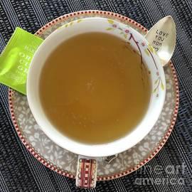 FaceTime Tea Time by J Lloyd