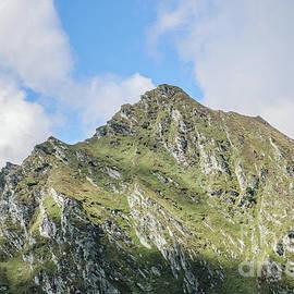 Fagaras mountain by Claudia M Photography