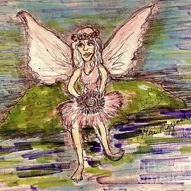 Fairy Island  by Geraldine Myszenski