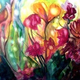Fairy Lights by Carolyn LeGrand