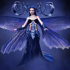 Fairy of the Underworld 1 by Barroa Artworks