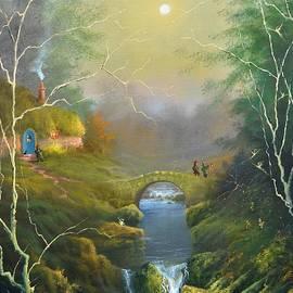 Fairy Pool Bridge by Ray Gilronan