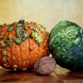 Fall 2021 Pumpkins by Sandra Selle Rodriguez