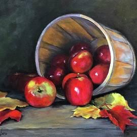 Fall Apples by Anne Barberi