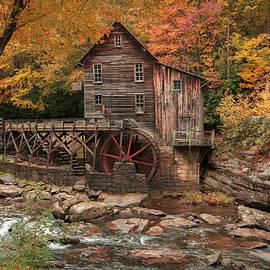 Fall at Glade Creek by Darlene Smith