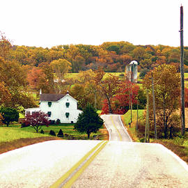 Fall Beauty of Chester County by Susan Maxwell Schmidt