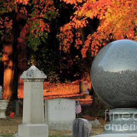 Fall Evening by Maurice Hebert