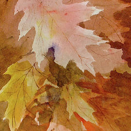 Fall Leaves by Susan Buscho