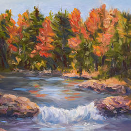 Fall Splendor by Ron Gallant