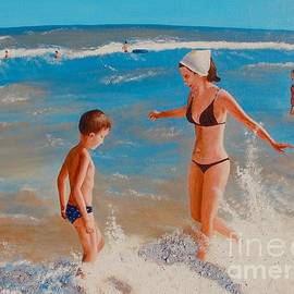 Family vacation  by Lana Sylber